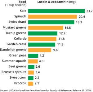 lutein & zeaxanthin eye health in macular degeneration eye supplements