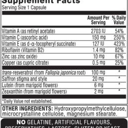saffron supplement